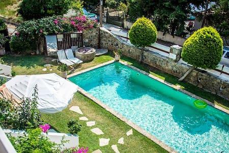 1SG42 Despina Maisonette at Rafaella Beach Resort - Kokkoni - บ้าน