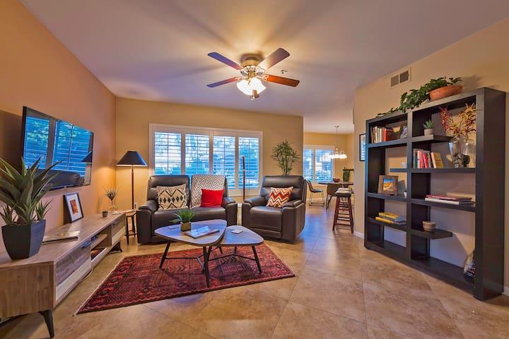 Impressive 2 bedroom Scottsdale Condo