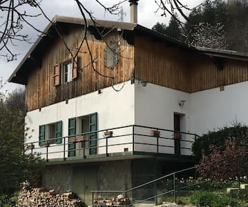 Warmly chalet in fantastic Tuscany - Sillano - Haus