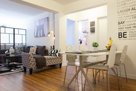 BUDGET&COMFY stay in NY w/BREAKFAST - Jackson Heights