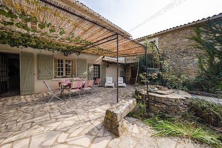 Belle maison de charme - Sabran