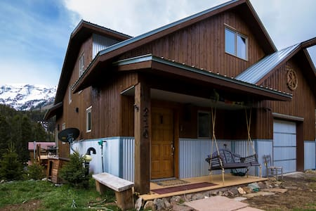 3 bedroom home 15 minutes to Telluride Ski Resort - Ophir