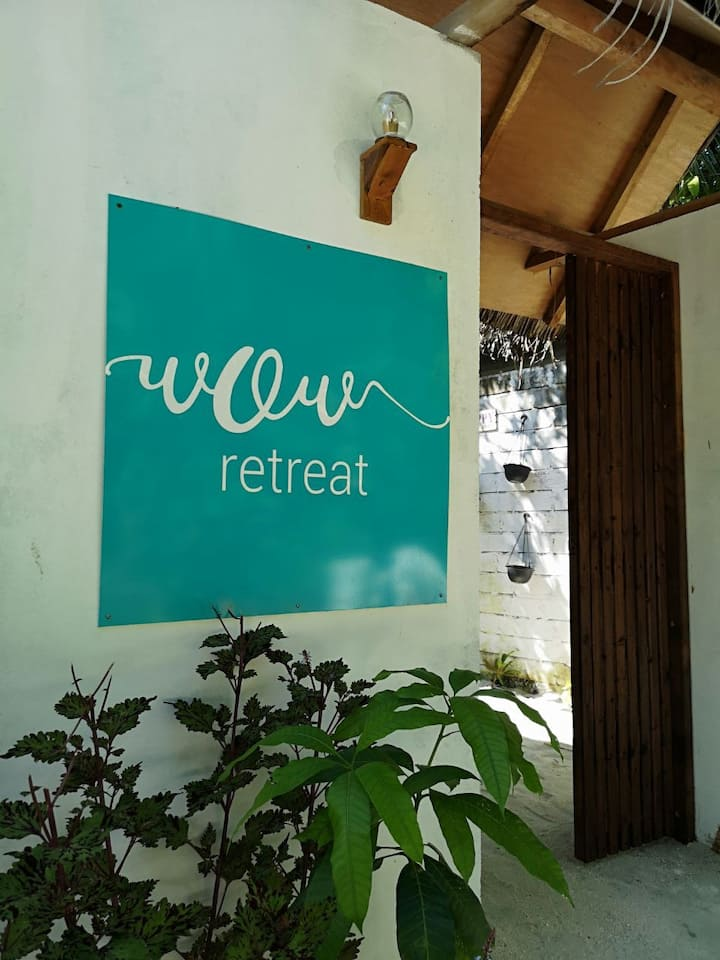 Wow Retreat - Cozy & Chic Boutique Hotel