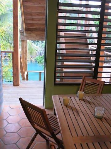 SOLE-SOLE  waterfront APT in CASA CORAL for 6 - Culebra - Hus