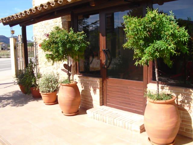 Apartamentos para el descanso y la aventura - Horta de Sant Joan - Leilighet