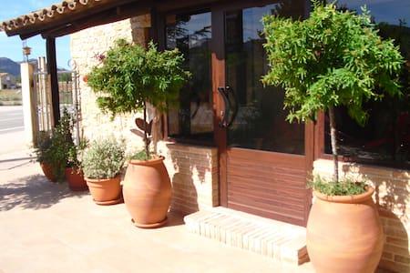 Apartamentos para el descanso y la aventura - Horta de Sant Joan - Apartamento