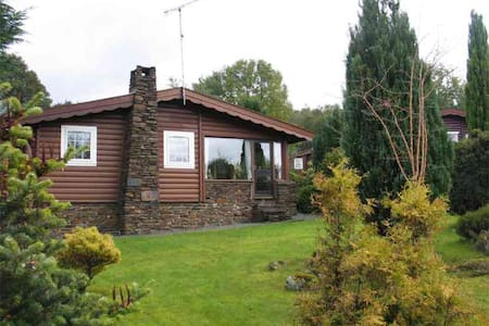 Ty Nant Holiday Cottage - Brithdir