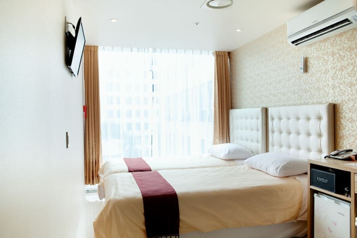 Hotel Cozy Myeongdong Twin Room (4) - Jung-gu - Other