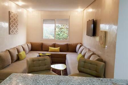 Appartement balnéaire agréable et fonctionnel