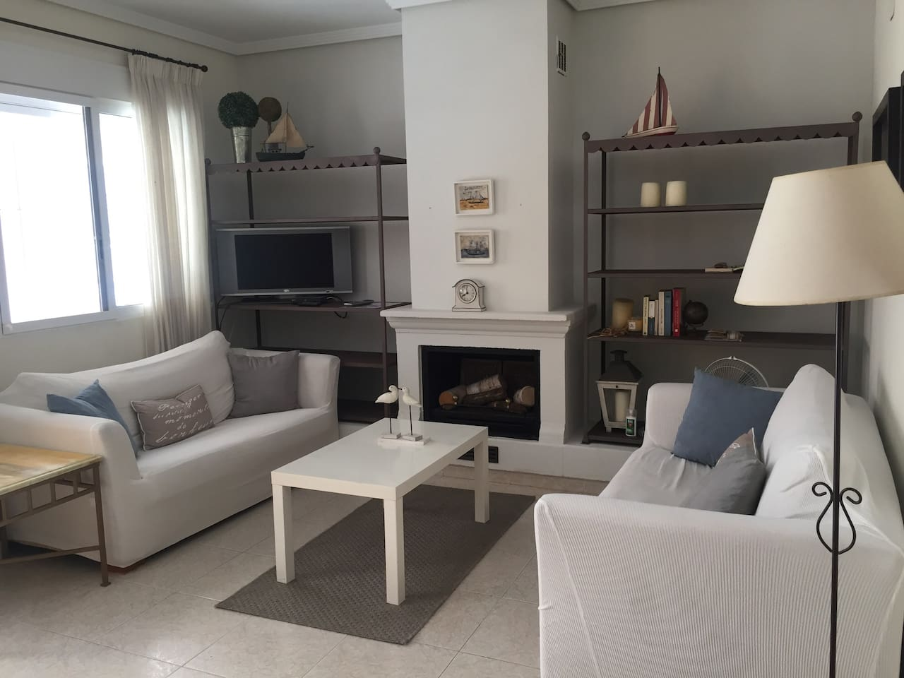 Nice Row House in Javea (Arenal Beach)