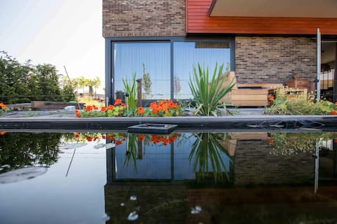 Residence Oosterwold self-catering near Amsterdam