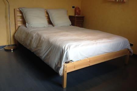 Chambre confortable chez l'habitant - Saint-Nazaire-les-Eymes - Guesthouse
