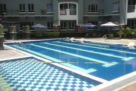 1 BR Studio type condo w pool in Santa Ana - Manila - Kondominium