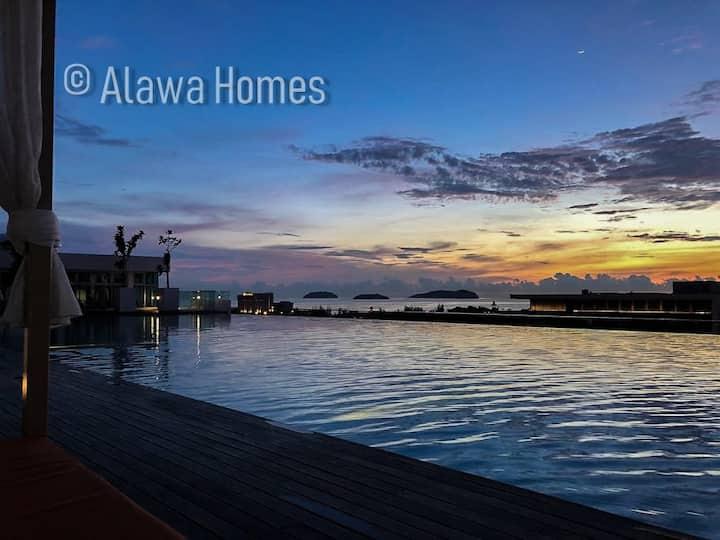Alawa 05 @ City Area@ *PROMOTION* @ 2BR