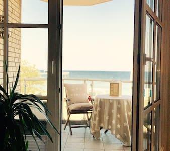 1 Reihe Seeblick - Timmendorfer Strand - Apartamento