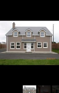 Luxury 3 bed house near the beach - Burtonport - House