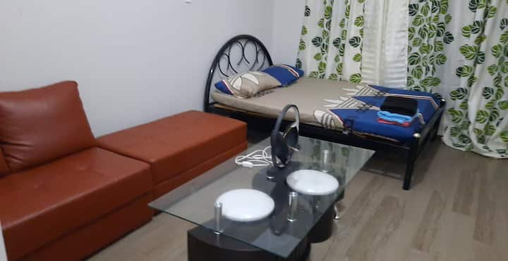 Affordable Staywell Condotel 9 in QC with parking