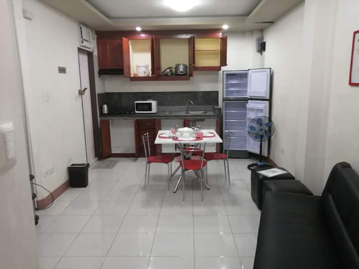 3 Bedroom unit for families, with kitchen, WIFI