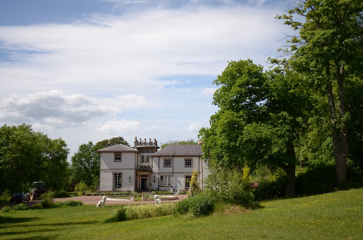 The Mansion House of Kirkhill 32+ppl