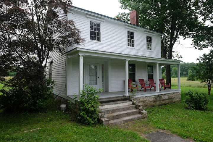 Historic 1874  Farm House at Foot of Gunks