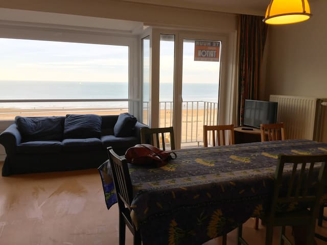 appartement en digue de mer