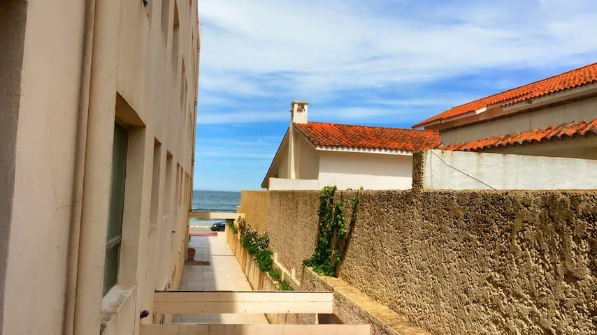 Apartamento frente al mar cerca de todo - Punta del Este - Apartemen