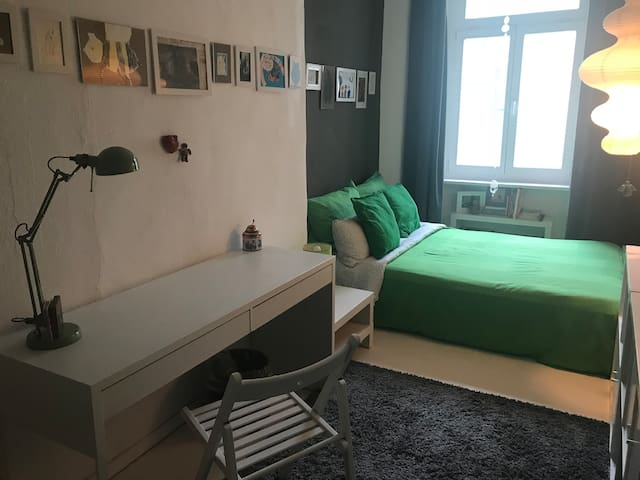 Cosy room in shared Flat in Prenzlauer Berg