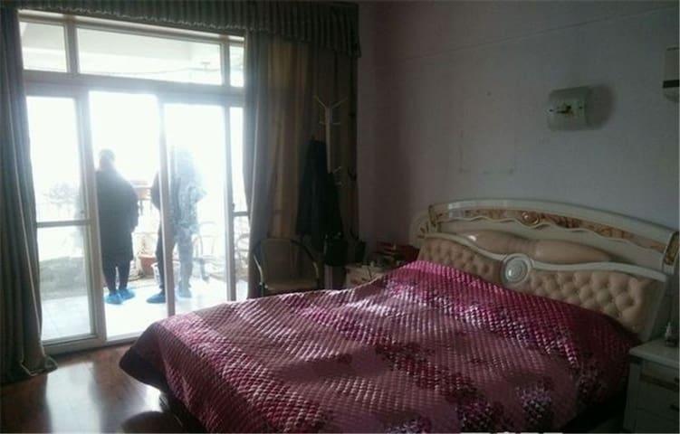 公园附近,交通便利,理想的住所 - Huzhou Shi - Lägenhet