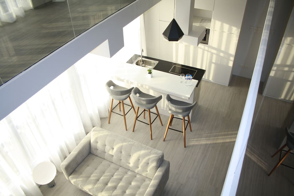 Designer 2BR Loft by StayHome Asia