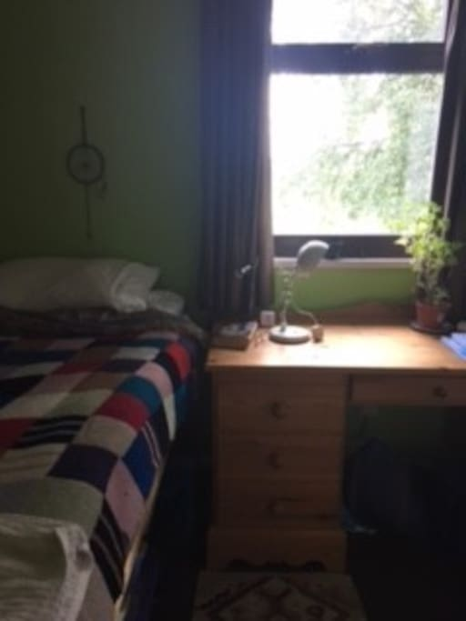 This is the bedroom