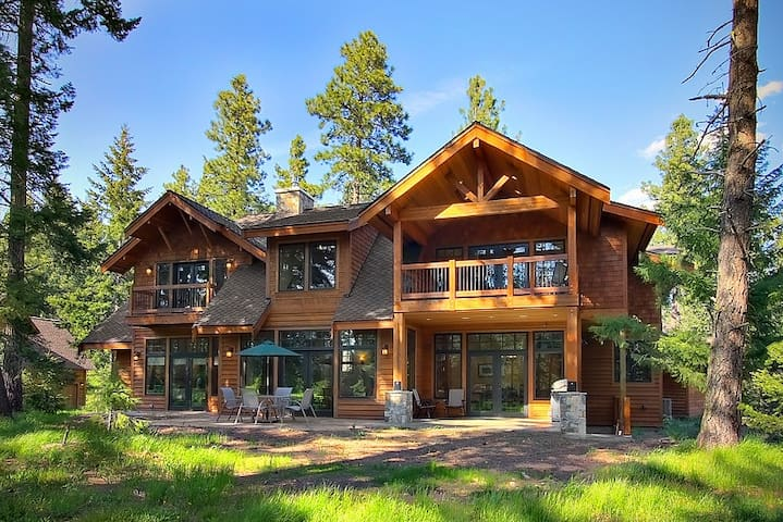 Mountainstar Lodge at Suncadia Resort-The Best Family Home in Suncadia! Pool Table * Shuffleboard * Media Room