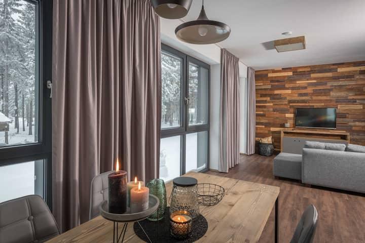 Královka two-bedroom apartment