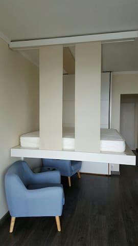 Un studio agréable moderne - Villeneuve-Loubet - Departamento