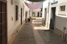 Streets in the Historical Center