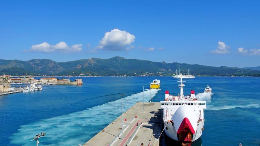 LOFT vista mare Elba