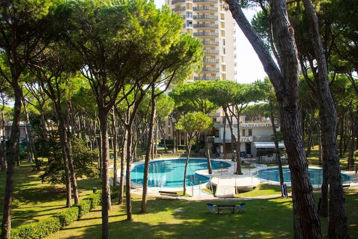 Chilling flat by the sea - Lido di Jesolo - Daire