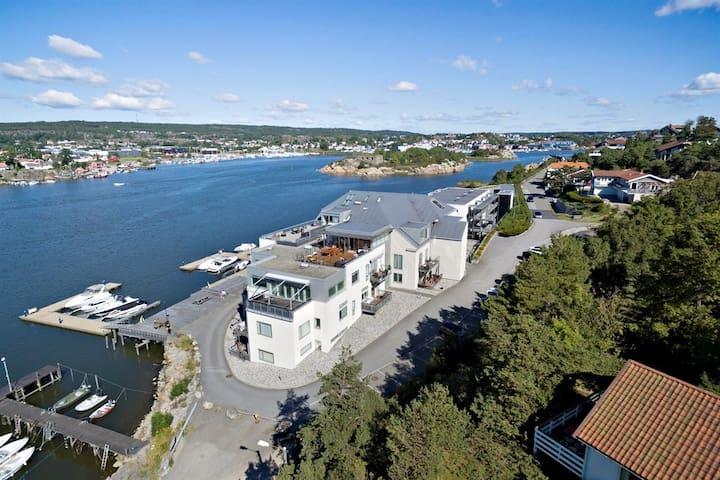 Leilighet i Fastningsvei - Fredrikstad - Apartamento