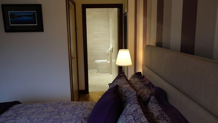 Master Suite Double Bedroom