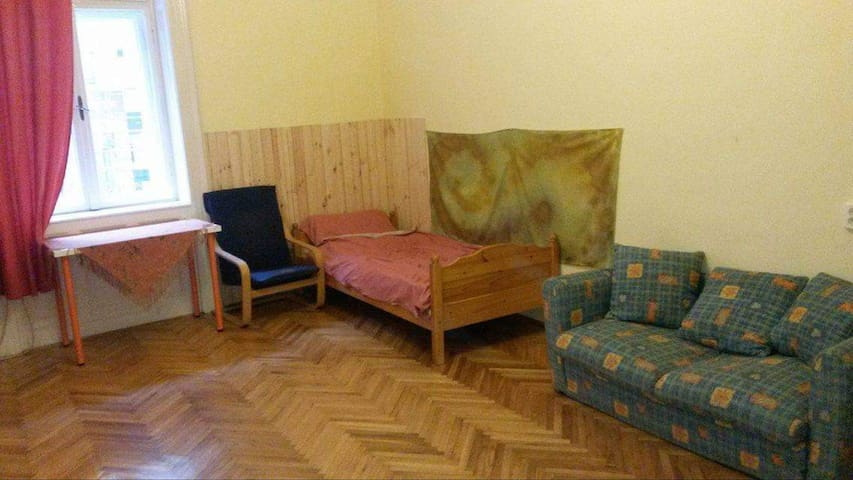 Nice and Spacy in the Center of Budapest - Budapest - Apartment