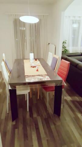 Un appartement de 3 pièce