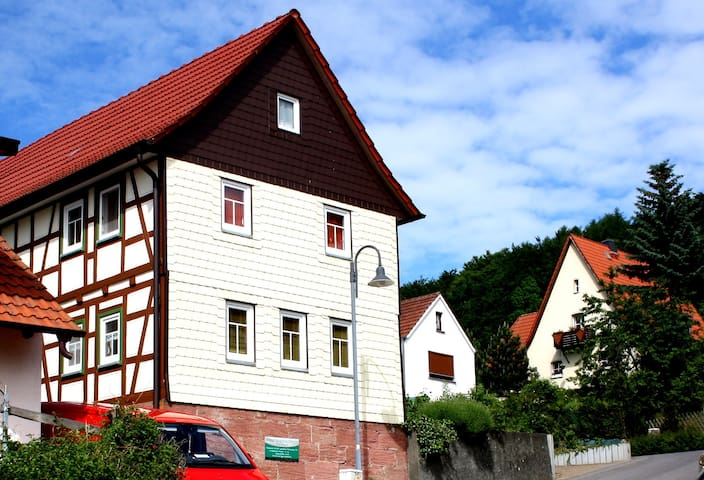 Ferienhaus Kiewitt Neidhartshausen - Neidhartshausen - Maison