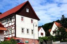 Ferienhaus Kiewitt Neidhartshausen