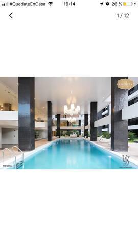 Recoleta Luxury Apartment.