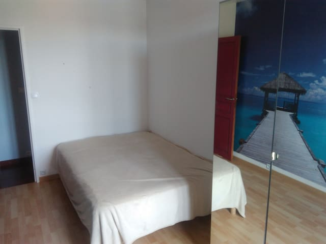 Chambre dans appartement