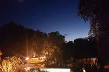 Espace piscine... 8h/22h