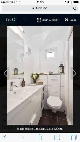 Apartment for rent in centrum - Stavanger - Apartment