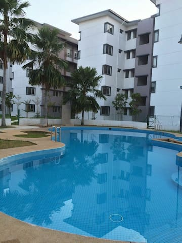 Apartment near KL Int Airport - Nilai - Leilighet