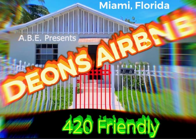 Comfortable Miami Room - No cleaning Fees