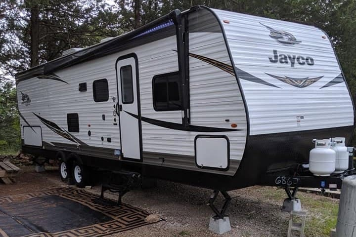 You'll love Jayco #24 at Table Rock Lake