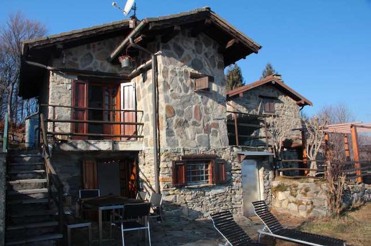 Rustico at the Lago Maggiore - Garabiolo